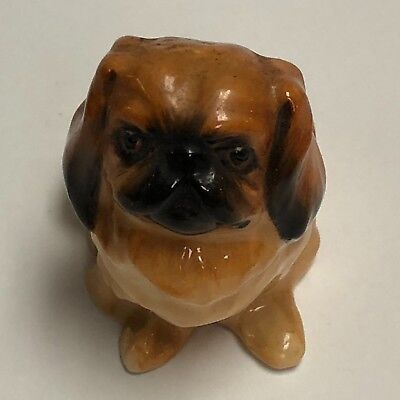 Pekingese Royal Doulton figurine