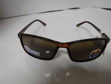 57b24bb5d9f Epoch 11 Eyewear Polarized Lifestyle Sunglasses Tortoise Frame Brown Lens
