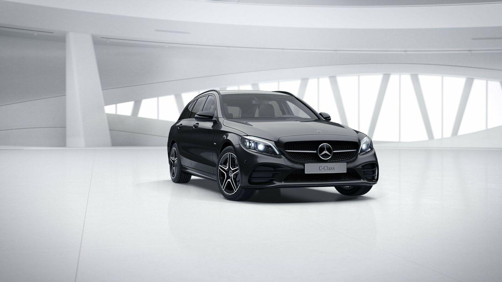 Mercedes C220 d 2,0 stc. aut. 4-M 5d - 7.117 kr.