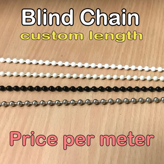 Roller Blind Metal Install Fittings Control Chain Brackets