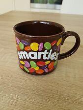 Vintage Smarties Collectors Mug Cup 1970s 1980s Retro Sweets- Chocolate Nestle