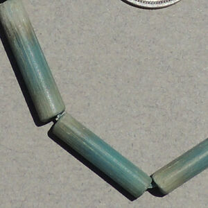 10-small-tubular-blue-old-antique-venetian-whiteheart-beads-african-trade-1513