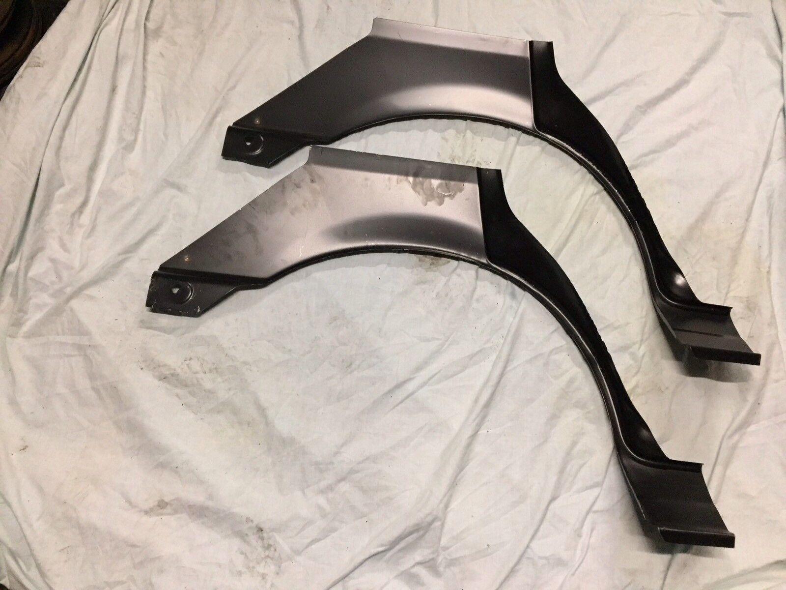 Ford Sierra//Sapphire//esate Mk2 N//S Arrière passage de roue réparation panneau