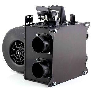 12v 5kw Midi Heater Side Vents Without Valve Vehicle Van