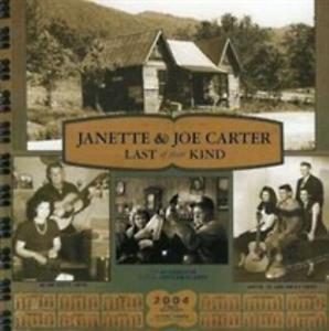 Janette-amp-Joe-Carter-Last-of-Their-Kind-UK-IMPORT-CD-NEW