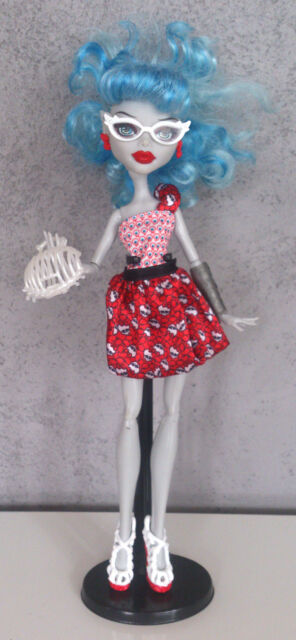 Monster High - Ghoulia Yelps -