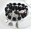 Boho-Multilayer-Natural-Stone-Bead-Tassel-Pendant-Chain-Bracelet-Charm-Women-Set thumbnail 42