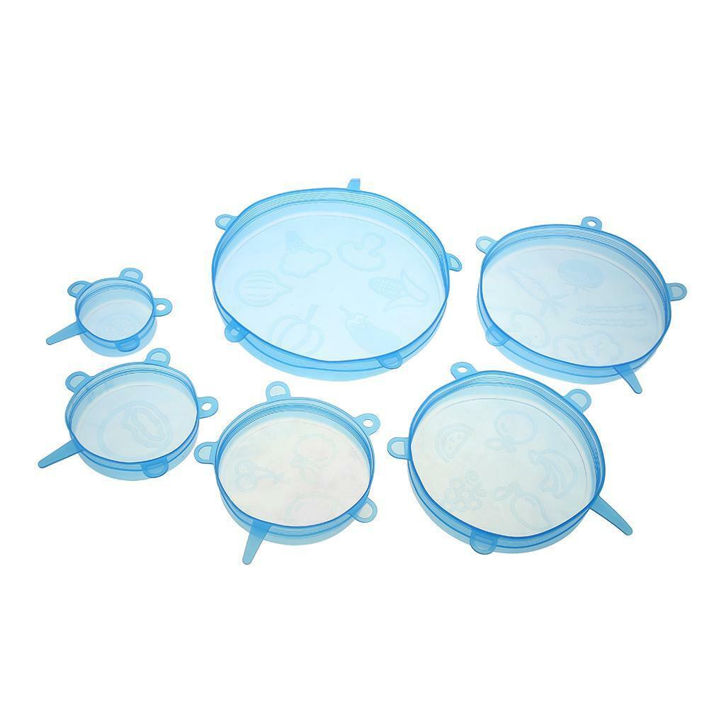 5# 6pcs/set Blue