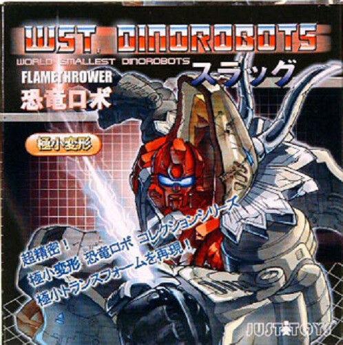 Transformers WST Flamerthrower Slag Figure NEW