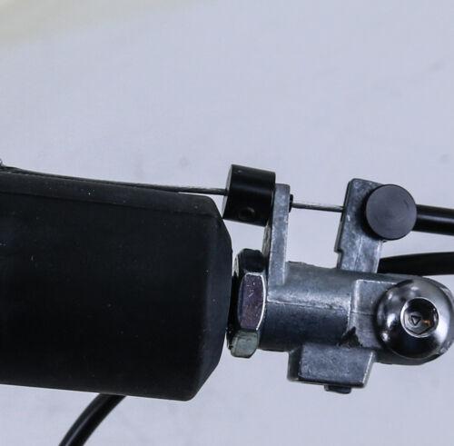 "13/"" DNP Friction Shifter NEW Elev8 Bike Suspa Varilock Lockable Gas Strut 9.5/"""
