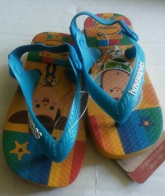 Toddler//Little Kid Havaianas Kids Toy Story Flip Flop