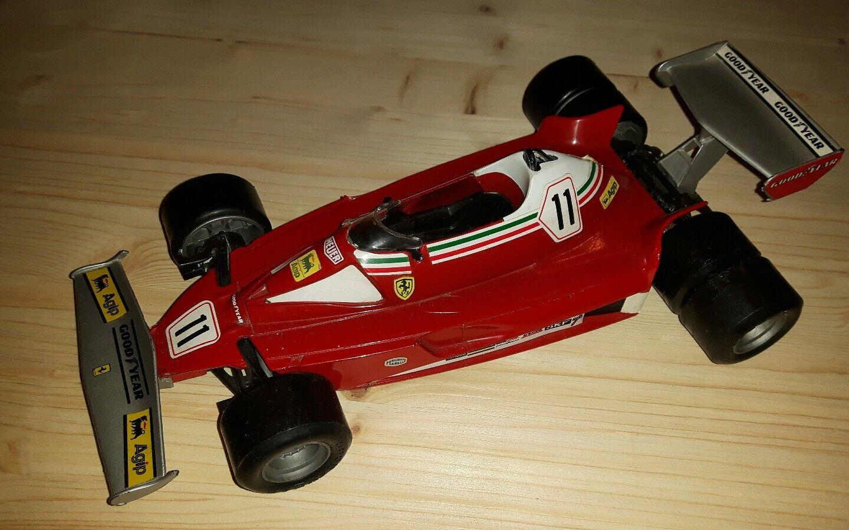 F1 Ferrari 312T2 6 6 6 ruote wheels gg4  1 16 d48bcf