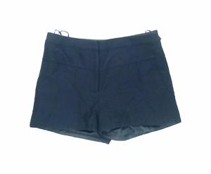Womens-Topshop-Blue-Shorts-Size-12-L2