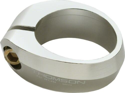 Thomson Seatpost Clamp 35.0 Silver