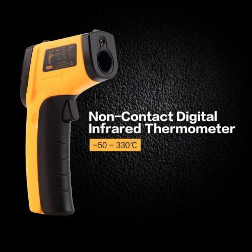 Handheld LCD Digital Laser Thermometer Temperature Gun Infrared Non-Contact IR