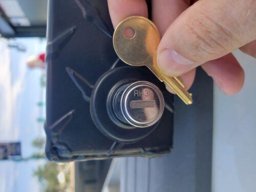 RH1-RH50 KEYS Cut to you code 1 New Key For Husky Truck tool boxes Locksmith.
