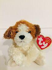 Ty Beanie Baby ~ SAMPSON the Puppy Dog MWMT 8 Inch