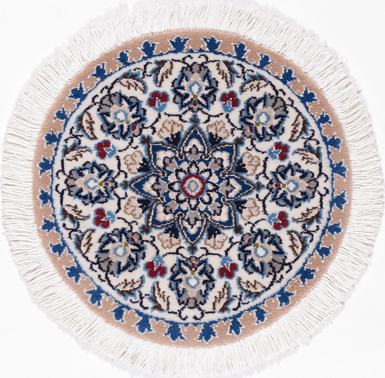 Nain tapis tapis Oriental Rug Carpet Tappeto Tapis tapijt Tappeto Carpet Alfombra Art RAR environ 96b49b