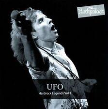 NEW - Rockpalast: Hardrock Legends Vol.1 by U.F.O.