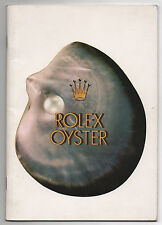 Vintage ROLEX OYSTER Catalogue SPANISH 1016 1655 5513 6263 Daytona Submariner