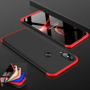 360-Shockproof-Case-Slim-Cover-Tempered-Glass-For-Huawei-P20-P30-Lite-Pro-Psmart