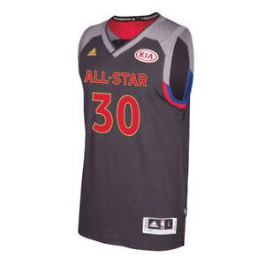 best website 67ba8 ee7eb Details about Golden State Warriors adidas NBA All Star Swingman Jersey  Stephen Curry #30 M