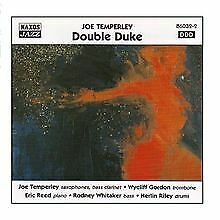 Double Duke von Joe Temperley   CD   Zustand gut