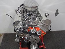 CHEVY 383  STROKER  ROLLER  ENGINE TURN KEY 440 PLUS HP CR# EHRO - 09