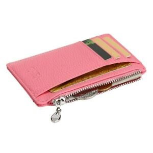 Men-Women-Slim-Leather-Wallet-Credit-ID-Card-Holder-Purse-Money-Case-Coin-Bag