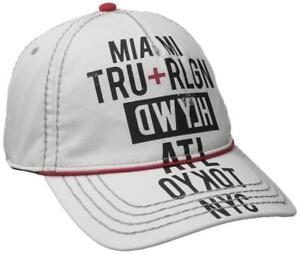 5a5d0af5 New True Religion White Hat Tour Cities Unisex Premium Baseball ...