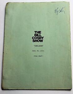 The Bill Cosby Show 1970 Tv Script From Original Series Season 2