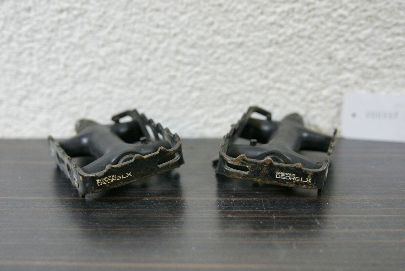 Shimano Deore LX PD-M550 Plattformpedale Kult Retro