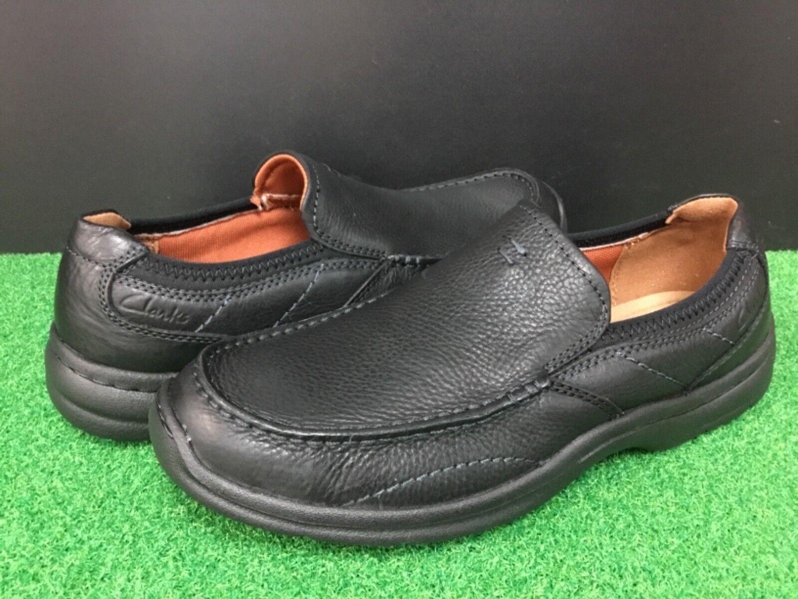 Scarpe casual da uomo  Clarks Niland Energy uomos Slip-on Lightweight Shoes NIB I