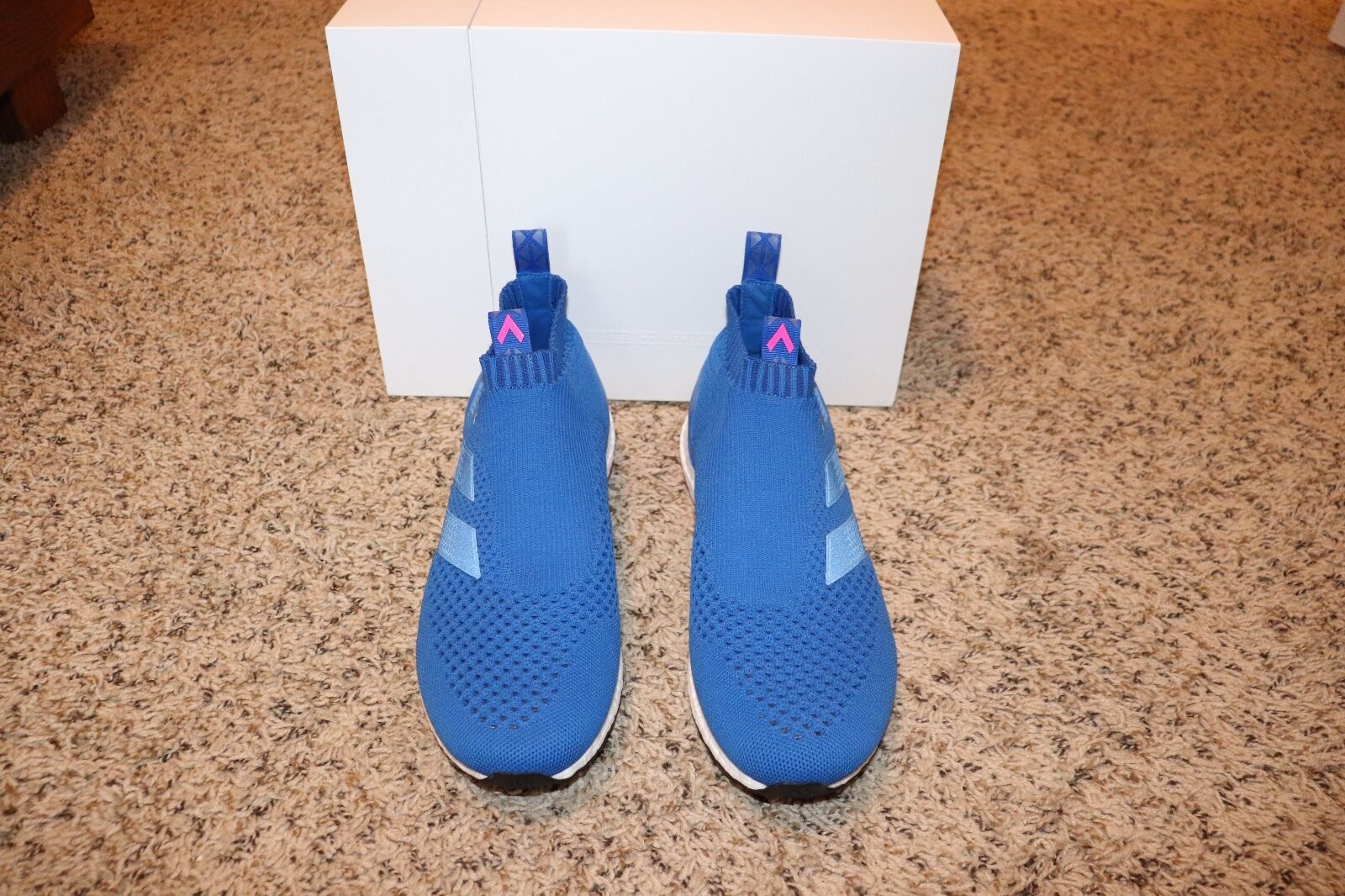 Adidas Ace 17+ PureControl Ultra Boost BY9090 SZ 11 bluee