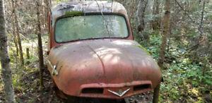 Vintage Mercury Pick Up Truck