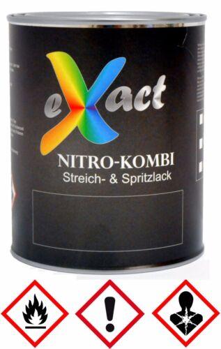 zum streichen//rollen//Spritzen RAL 7047 Telegrau 4 eXact Nitro Lack