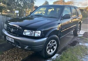Holden-Frontera-2002-4x4-auto-low-kms