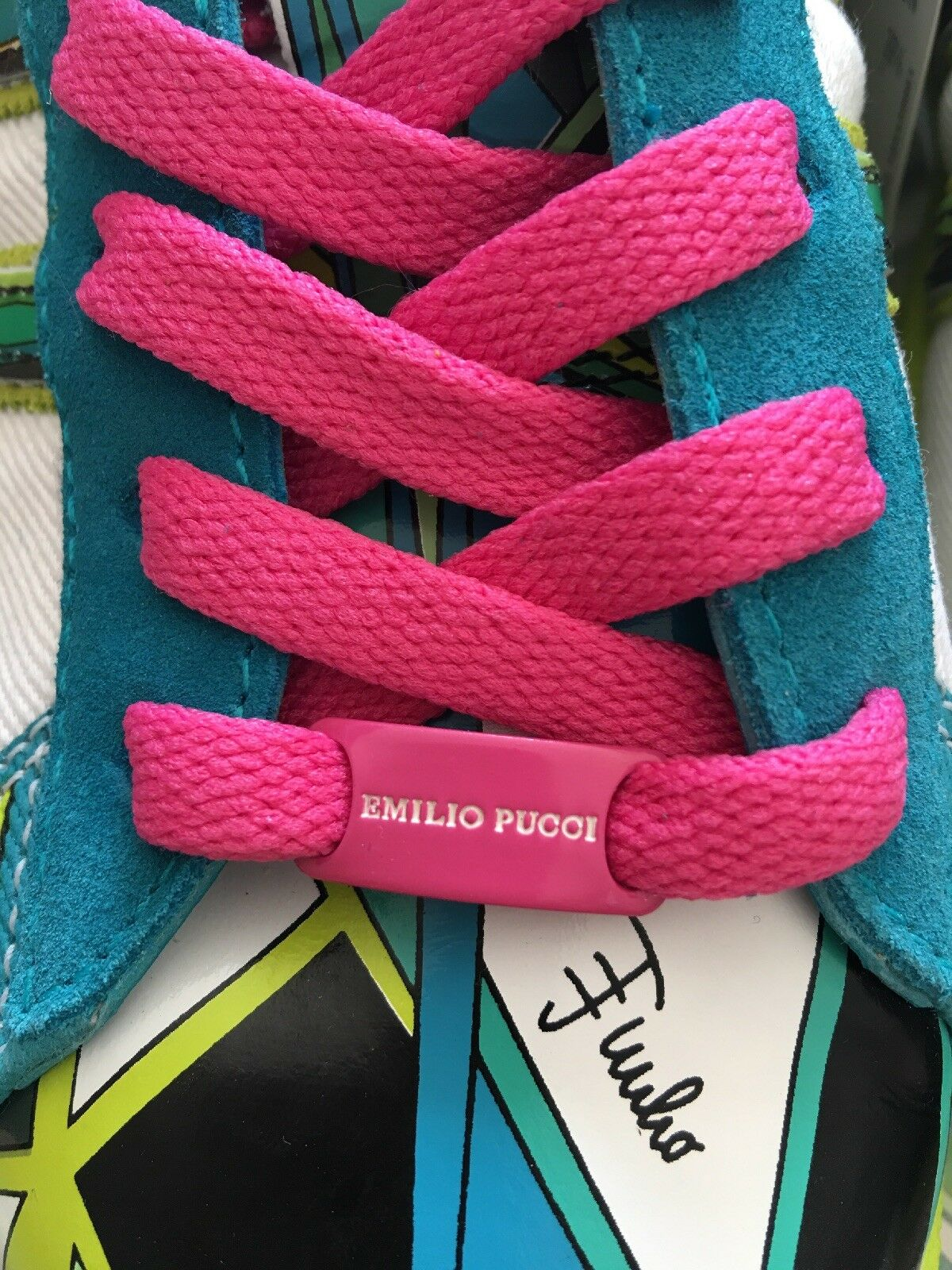Adidas Pucci Trainers Dee Lite Pattern Adicolor Rare Limited Edition QS WESTWOOD