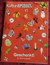 Zeitschrift Kultur Spiegel Heft 12 vom Dezember 2013 Geschenkt! Weihnachtsheft