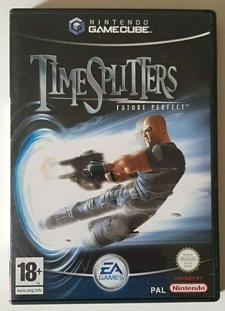 TimeSplitters Future Perfect - Nintendo GameCube - PAL - Complet