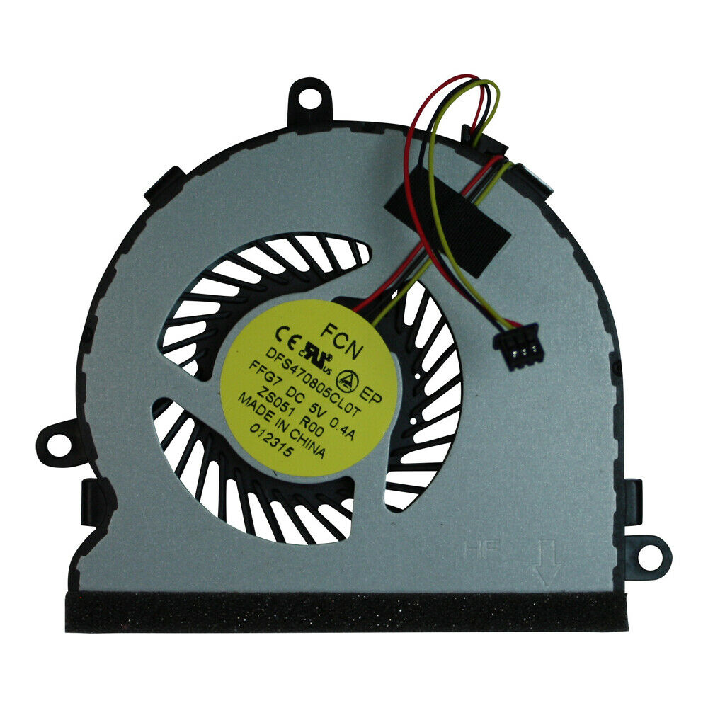 HP Home 15-r107nf Replacement Laptop Fan