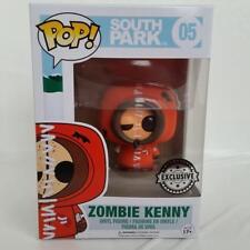 "EXCLUSIVE SOUTH PARK ZOMBIE KENNY 3.75/"" POP VINYL FIGURE 05 UK SELLER"