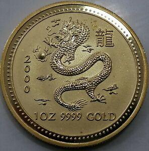 2000-Australian-100-1oz-Gold-Coin-Lunar-Series
