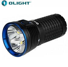New Olight X7 Marauder 9000 Lm 313meter 6 Modes 3 x Cree XHP70 LED Flashlight