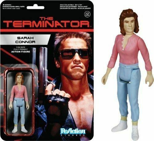 Reaction Terminator 3 Sarah Connor figure Funko 038526