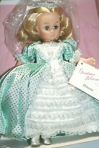 Madame-Alexander-Princess-11-034-Doll-MIB