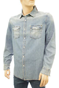 LEVI S chemise jeans homme homme 65884-0002 TRUCKEE WESTERN SHIRT ... 3fb1c42089e0