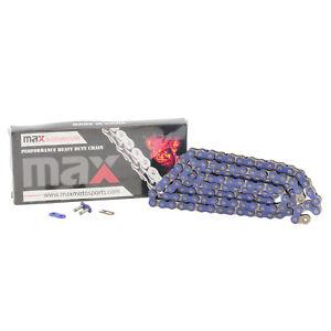520 Blue O-Ring Chain 96 Links Suzuki LTZ400 LT-Z Quadsport 2003-2012 2004 2005