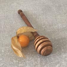 Honigheber Olivenholz / Honiglöffel  / Honignehmer-Holzlöffel / Handarbeit