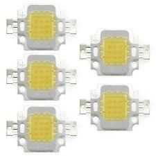 5x High Power 10W LED Chip Birne Licht Lampe DIY Weiss 750LM 6500K ET